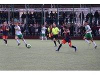Karaman'da futbol genç erkekler il birinciliği müsabakaları sona erdi