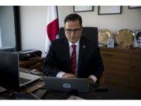"""Panamalı Büyükelçi AA'nın """"Yılın Fotoğrafları"""" oylamasına katıldı"""