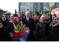 """CHP Genel Başkanı Kılıçdaroğlu: """"Herkes şunu çok iyi bilsin ben fakirin yanındayım"""""""