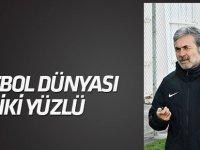 Aykut Kocaman: Futbol dünyası iki yüzlü