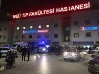 GÜNCELLEME - Mersin'de trafik kazası: 1 polis şehit, 2'si polis 8 yaralı