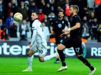 UEFA Avrupa Ligi: Beşiktaş: 0 - Malmö: 0 (İlk yarı)