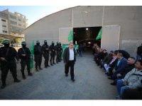 """""""Filistin halkı şehitlerinin kanını yerde bırakmaz"""""""