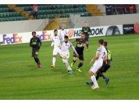 UEFA Avrupa Ligi: Akhisarspor: 0 - Standard Liege: 0 (Maç sonucu)