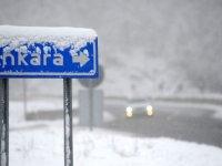 Ankara'da eğitime kar engeli...