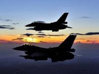 Mahmur Harekatı'na 20'den fazla jet, 1 tanker uçağı katıldı, 30 hedef vuruldu!