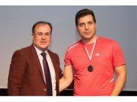 Hacılar 1. Masa Tenisi Turnuvası sona erdi