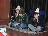 Kazakistan Cumhuriyetininbağımsızlık yıl dönümü kutlandı