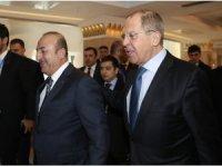 Çavuşoğlu ve Lavrov Bakü'de görüştü