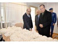 """Vali Demirtaş: """"Tarım sektörünün gelişmesine büyük önem veriyoruz"""""""