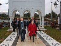 Meram Millet Bahçesi Cumhurbaşkanı Erdoğan tarafından açılıyor