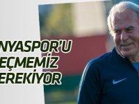 Mustafa Denizli'den Konyaspor maçı yorumu