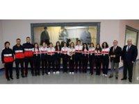 SANKO okullarının basket takımı 6 yıldır Gaziantep şampiyonu oluyor