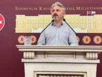 """HDP'li vekilden küstah tehdit """"Korkun; yeni 'Gezi'ler yolda!"""""""