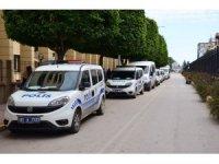 Adana'da gözaltına alınan bir şüpheli Adliye'den firar etti