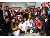 Hayatını kaybeden Sivasspor taraftarının ismi yaşatılacak