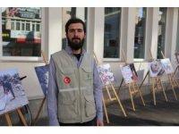 """Nevşehir'de """"Yemen'deki insanlık dramı"""" konulu fotoğraf sergisi"""