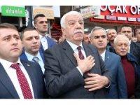 Yozgat MHP Belediye Başkan adayı Erdemir, coşkuyla karşılandı