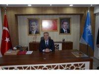 AK Parti Balıkesir İl Başkanı Ahmet Sağlam göreve başladı