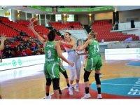Bellona Kayseri Basketbol : 81 - Kırçiçeği Bodrum: 56