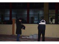 E.Y. Malatyaspor Kulübü Binasına silahlı saldırı