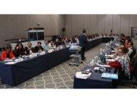 """""""BM Yerel Siyaset Atölyeleri""""ne katılan kadınlardan ortak bildiri"""