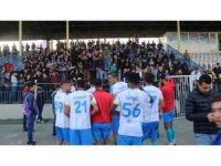 Siirt İl Özel İdarespor: 5 - Erciş Gençlik Belediyespor: 0