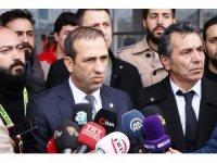Saldırı girişimi sonrası Başkan Gevrek'ten sert açıklama