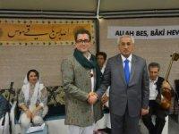 İranlı Musiki Topluluğu, Konya'da konser verdi