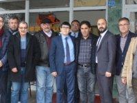 Eğitim-İş Beyşehir ilçe temsilciği açıldı