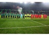 TFF 2. Lig: Sakaryaspor: 2 - Yılport Samsunspor: 2