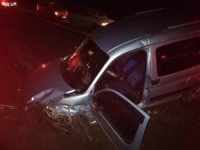 Tavşanlı - Emet Karayolunda trafik kazası: 7 yaralı