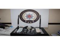 Denizli'de uyuşturucu operasyonlarında 13 kişi tutuklandı