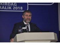 Hazine ve Maliye Bakan Yardımcısı 2019 için umutlu konuştu