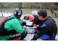 Raftingciler AA fotoğraflarını oyladı
