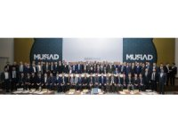 Bayhan MÜSİAD Başkanlar Kurulu toplantısına katıldı