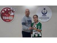 Raffa sahası olmayan sporcu Türkiye üçüncüsü oldu