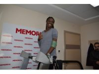 Ibekwe sağlık kontrolünden geçti