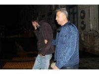 Kahramanmaraş'ta su sayaçlarını çalan hırsız tutuklandı