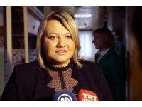 Türk büyükelçiden Bosnalı kimsesiz çocuklara yılbaşı hediyesi