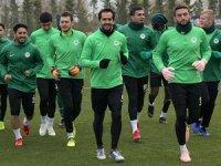 Konyaspor'da Akhisarspor mesaisi başladı