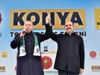 Cumhurbaşkanı Erdoğan Konyalılarla Buluştu