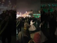 İranlılar Semazen gösterisi yaptı