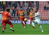 Süper Lig'de beraberlik haftası