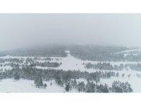 Doğuda kar hem çile hem güzellik getirdi