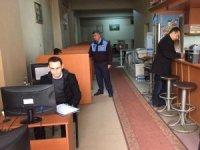 Alaşehir'de İnternet kafelere denetim
