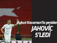 Jahovic Kocaman'la yenşden doğdu