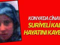 Yaralı Halde Polisten Yardım İsteyen Suriyeli Esme, Hayata Tutunamadı
