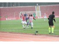 Ziraat Türkiye Kupası: Balıkesirspor Baltok: 1 - Çaykur Rizespor: 1