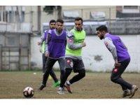 Adanaspor'da Osmanlıspor maçı hazırlıkları başladı